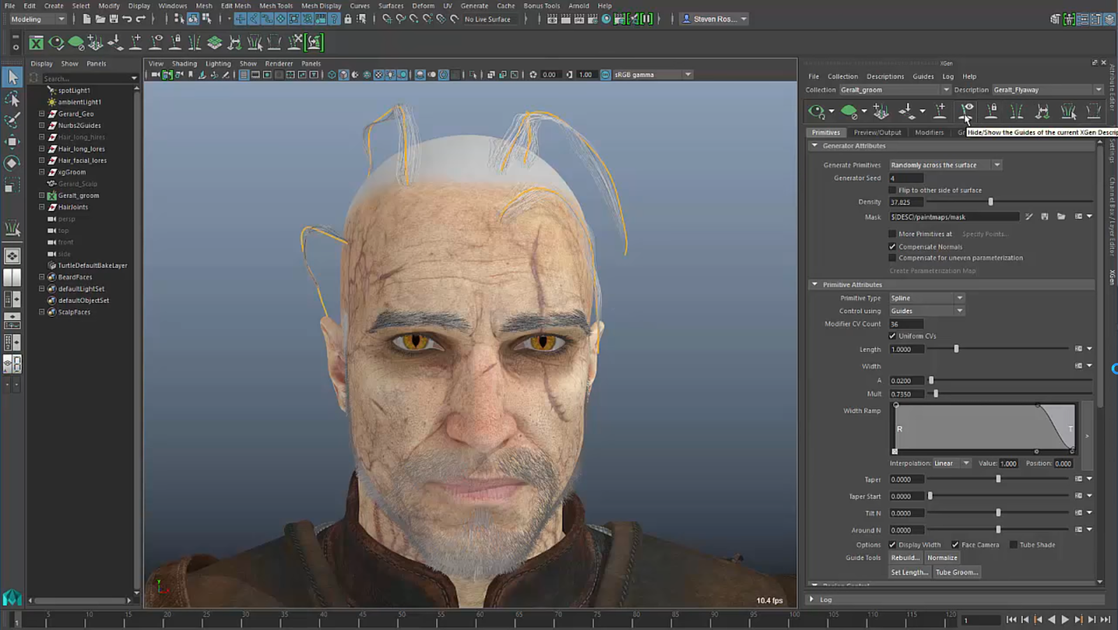 See Also: Creating Braided Ponytail With Maya Xgen