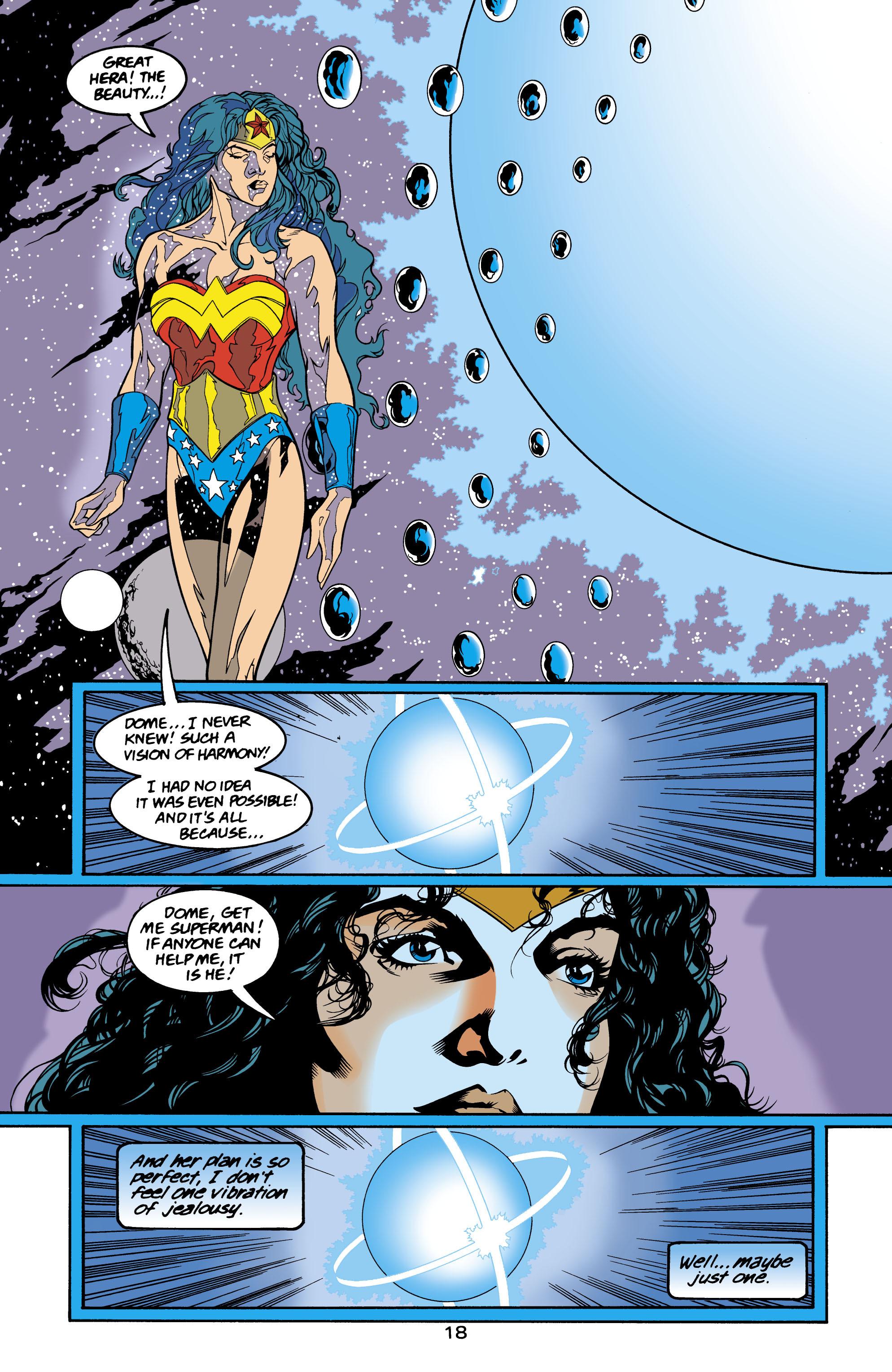 Read online Wonder Woman (1987) comic -  Issue #159 - 19
