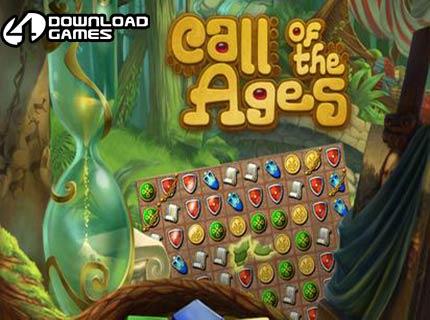 تحميل لعبة الذكاء وحل الالغاز Call of the Ages كاملة ومجانية