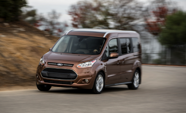2017 Ford Transit Connect Wagon LWB Review