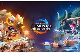 لعبة القوة والسحر Might & Magic: Elemental Guardians
