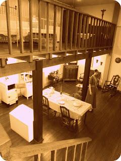 Recriação de Casa Antiga - Museu Antropológico de Ijuí