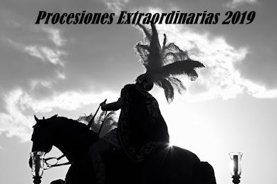 Indice de las Salidas Extraordinarias en Andalucía en el año 2019
