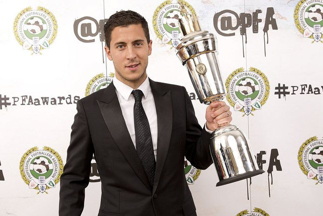 pfa player of the year 2014-2015