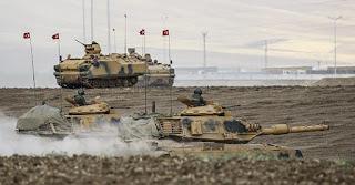 Στην άσκηση συμμετέχουν τόσο δυνάμεις τεθωρακισμένων όσο και ειδικών δυνάμεων από τις δύο χώρες