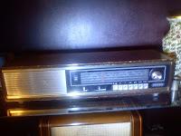 Grundıg Eski Radyo