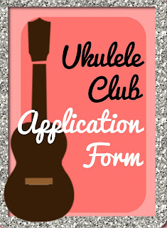 Ukulele Club Application & Instrument Checkout Form