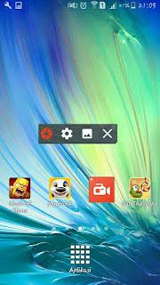 AZ screen Recorder Aplikasi perekam layar terbaik tanpa Root
