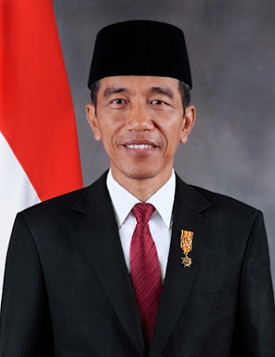 Joko Widodo Presiden RI Ke-7