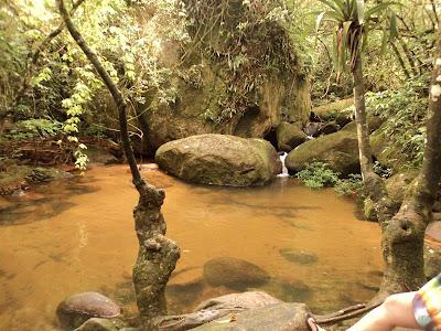 cachoeira, caminho de dois rios, trilha, ilha grande, estrada dois rios, rio de janeiro, descanso