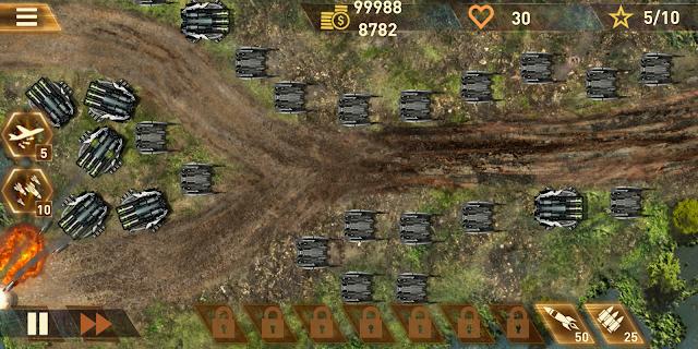 Tower Defense: Final Battle LUXE v1.0.1 Hileli Mod