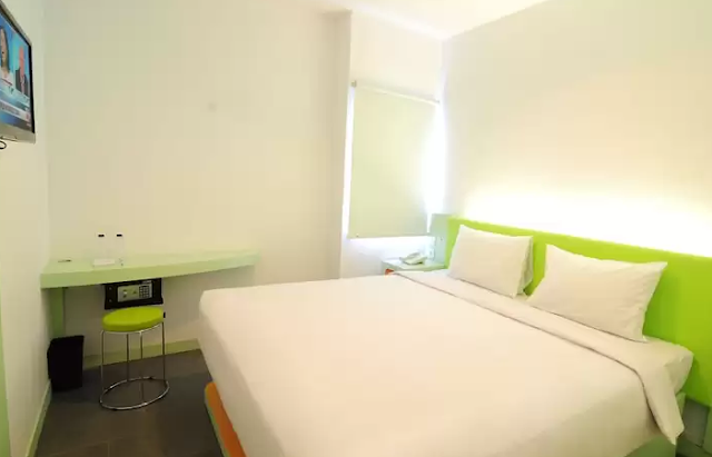 Kamar swift inn hotel