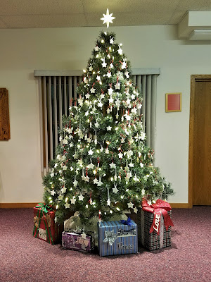 How to create an Advent Star Tree for your church or home