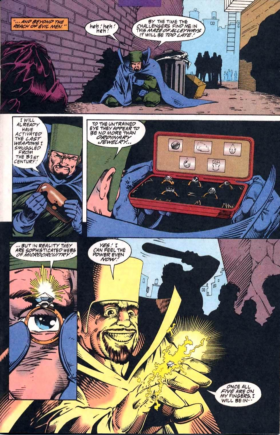 Read online Adventures of Superman (1987) comic -  Issue #508 - 11