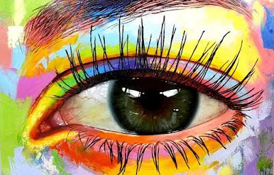cuadros grandes de ojos