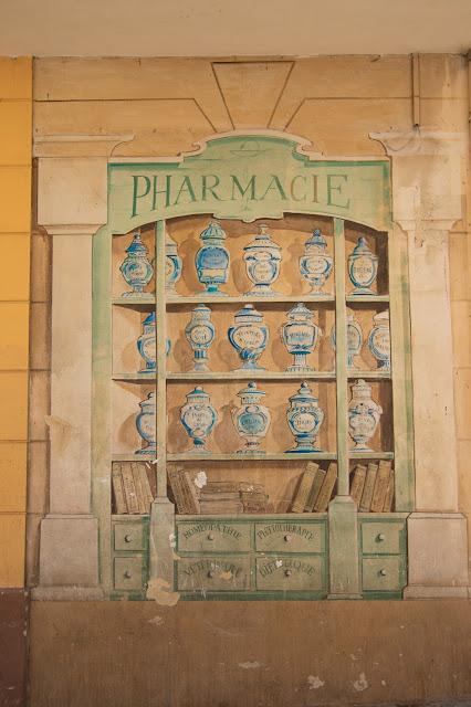 Carpentras-murales