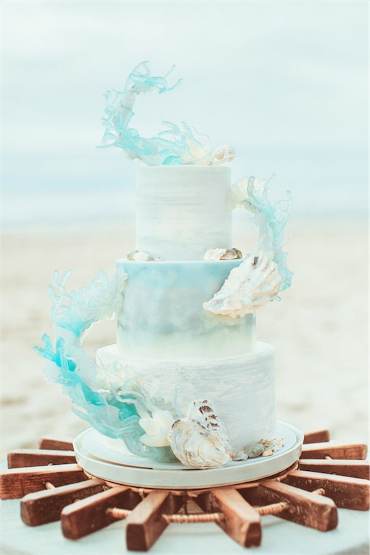 ideas para una boda junto al mar chic and deco blog
