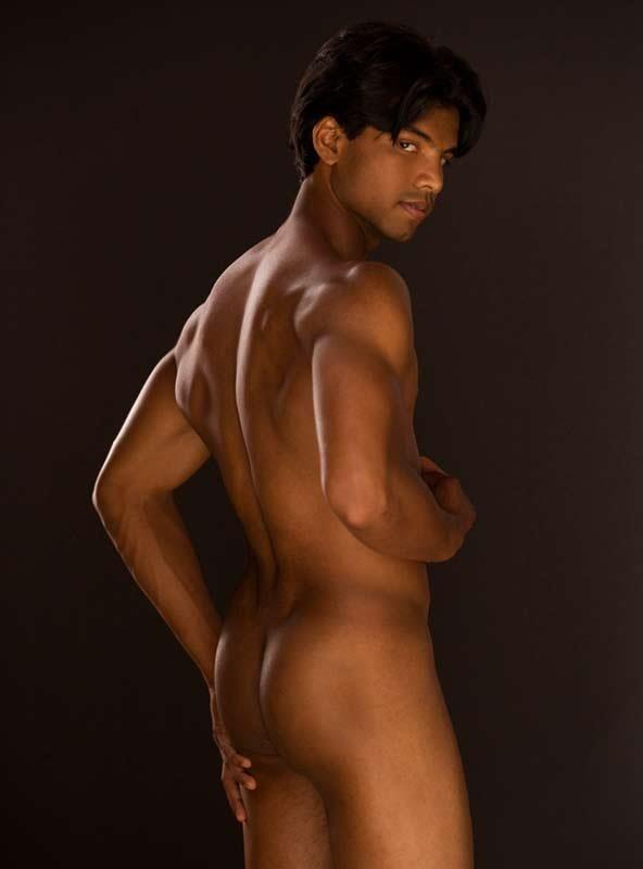 two hot indian guys naked
