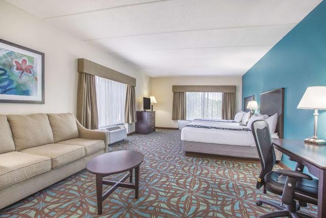 Hotel La Quinta Inn & Suites Sarasota I-75 - quarto