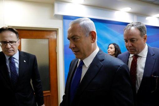 Policía israelí posee pruebas para imputar a Netanyahu