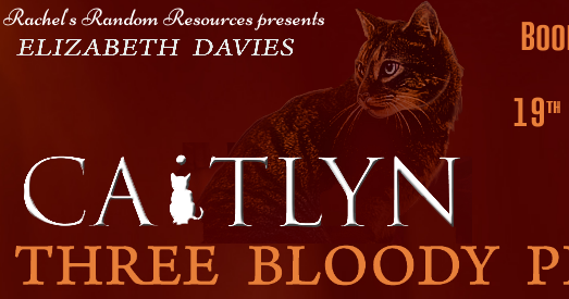 RRR presents... THREE BLOODY PIECES by Elizabeth Davies - REVIEW + GIVEAWAY!