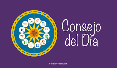 Consejo del día - Sábado 16 de Marzo
