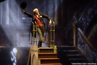 Théâtre : Novecento, d'après Alessandro Baricco - Avec André Dussollier - Théâtre de la Porte Saint Martin