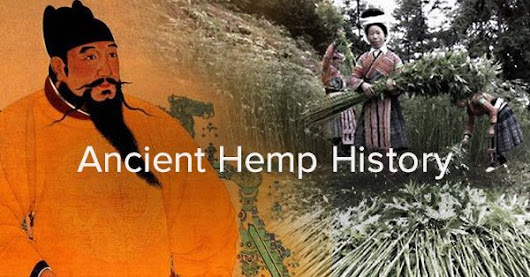 Ancient Hemp–4 ancient uses for the plant