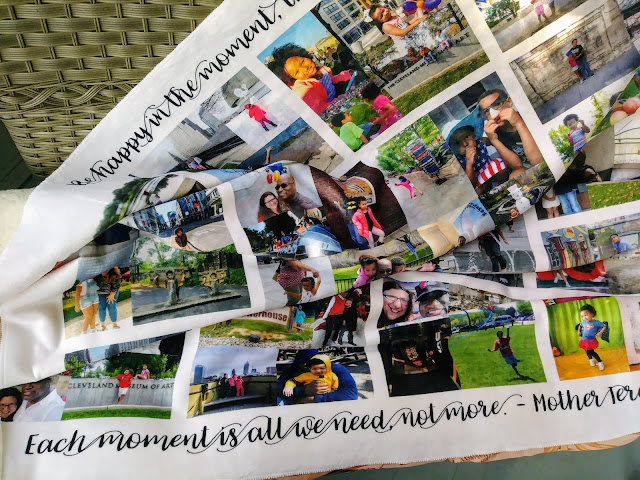 Snuggling Up with Memories and Collage.com