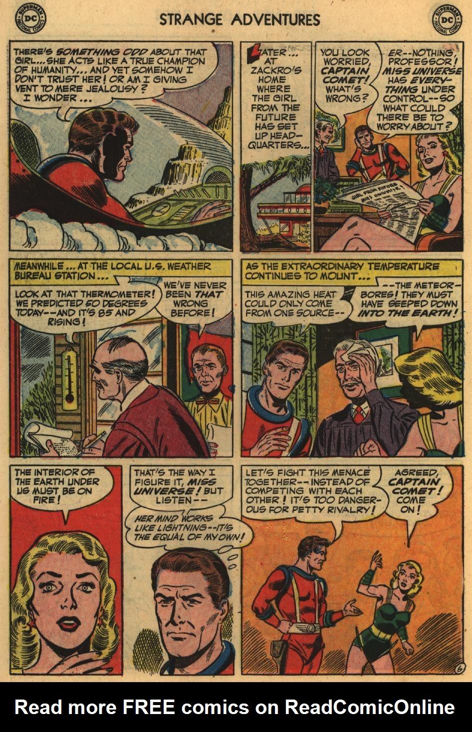 Strange Adventures (1950) issue 26 - Page 8