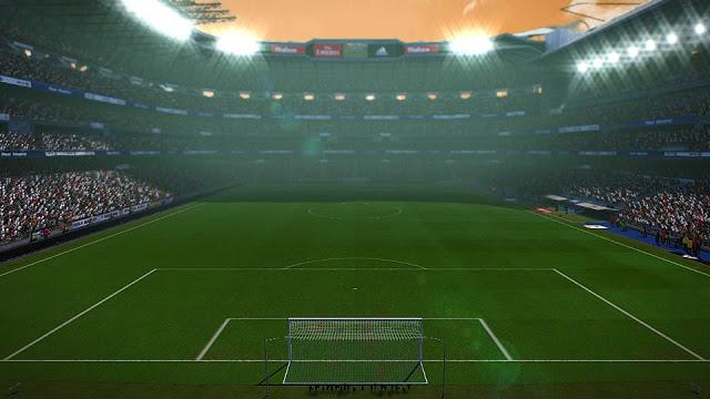 PES 2017 Fog Mod dari Dino