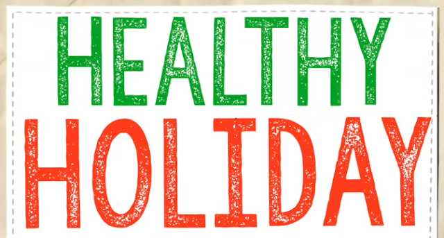 Food and Health this Festive Season
