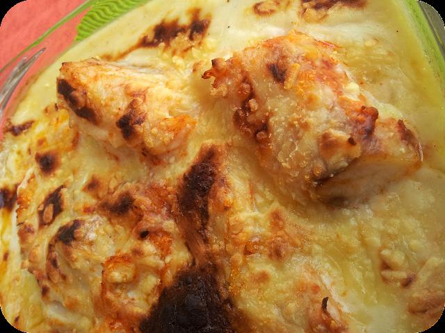 Bacalao con patatas y bechamel cocina y thermomix for Cocina bacalao con patatas