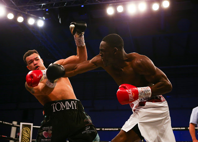 Richard Riakporhe KOs Tommy McCarthy To Retain