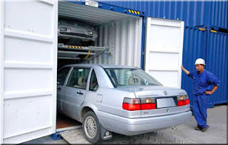 Safe Shipping of Cars in Shipping Containers