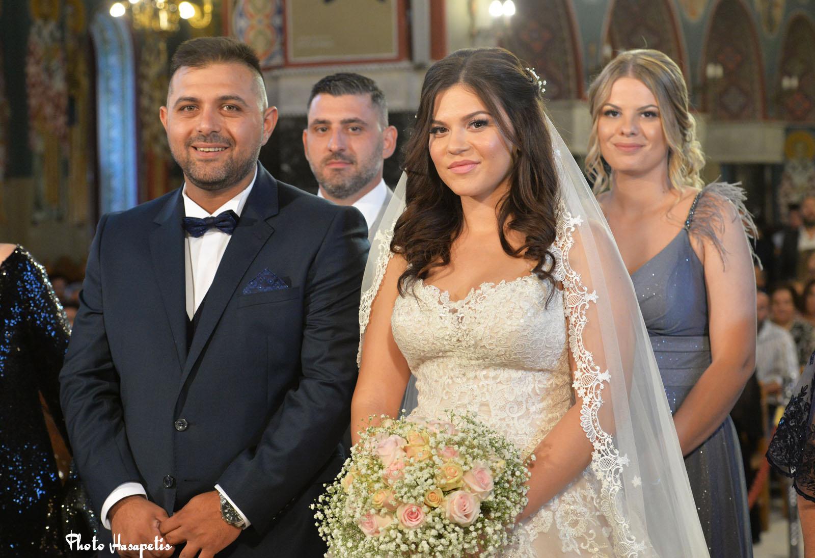 Ο υπέροχος γάμος του Πόλυ και της Φαίδρας!