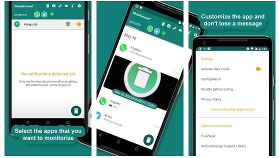 Cara Melihat dan Membaca Isi Pesan WhatsApp yang Sudah Dihapus di HP Android