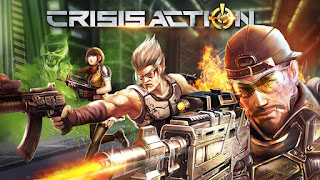 Free Download Crisis Action APK Hack Mod Unlimited Ammo,Gems,Diamonds,Money) Terbaru