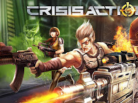 Crisis Action MOD APK v2.0 Terbaru Full Version New Update 2017