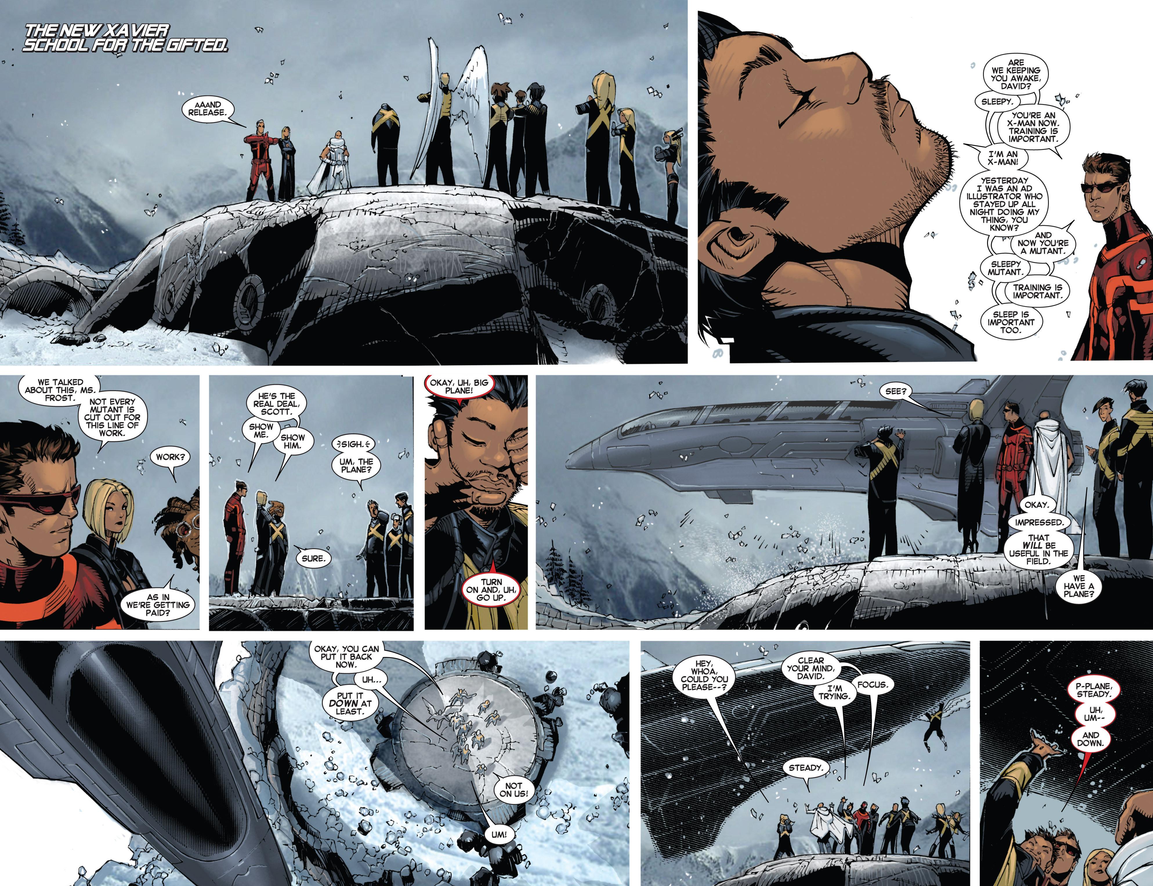 Read online Uncanny X-Men (2013) comic -  Issue # _TPB 2 - Broken - 66