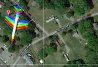 aereo in Google Maps