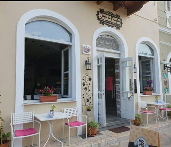 Πωλείται επιχείρηση (κρεπερί - καφέ) στο Ναύπλιο