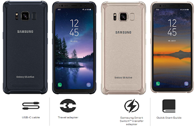 Samsung Galaxy S8 Active User Guide Galaxy S8 Active Manual PDF