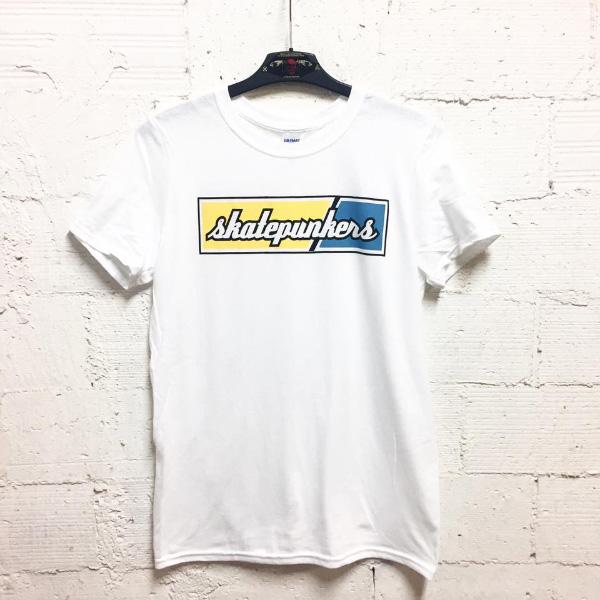 Skatepunkers old school t-shirt back in stock