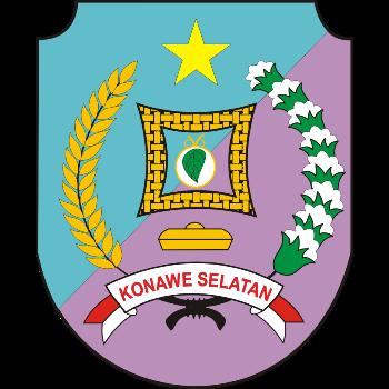 Logo Kabupaten Konawe Selatan PNG
