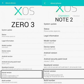 WOW!!! Infinix xos is now ready! ~ Technology & David In