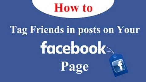 how to tag people on facebook