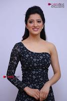 Telugu Actress Richa Panai Stills in One Shoulder Floral Long Dress at Rakshaka Bhatudu Movie Interview  0068.JPG