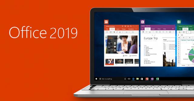 Microsoft anuncia o Office 2019