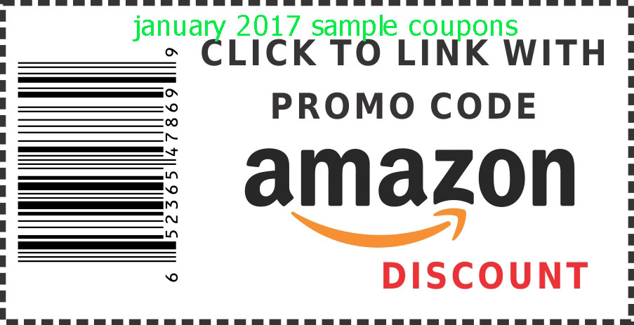 Amazon coupons january 2019